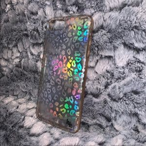 Kendall & Kylie Holographic Jelly Case
